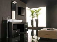 modern bathroom - Google Search