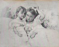 Olga. Tatiana. Marie