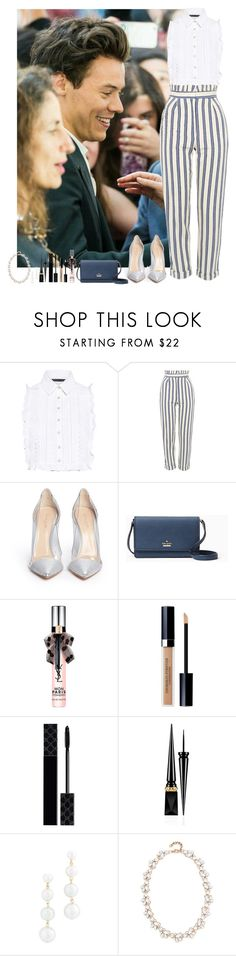 """Harry Styles #165"" by ambere3love34 ❤ liked on Polyvore featuring Marissa Webb, Topshop, Gianvito Rossi, Kate Spade, Yves Saint Laurent, Christian Dior, Gucci, Christian Louboutin, Rebecca Minkoff and Stella + Ruby"