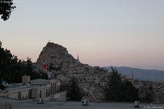 Üchisar (Turquía)   por Dani Leoz