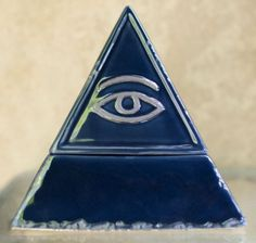 The Eye of Ra, or Eye of Horus is an Egyptian symbol for protection, power and good health. The edges feature a rustic design for a unique look. #earthboundtrading