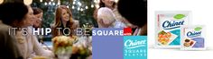 Saving 4 A Sunny Day: Host an It's Hip to be Square with Chinet® House P...