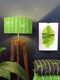 A3 print Tropical Leaf | ELLE Decoration NL