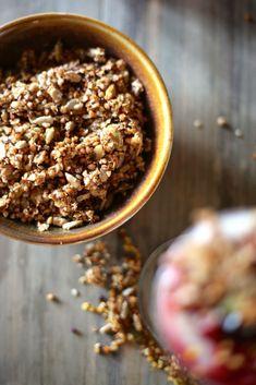 Muesli, Granola, Low Gi Foods, Superfood, Cereal, Oatmeal, Keto, Snacks, Vegan