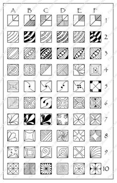 Zentangle Art Patterns Zentangle Art Doodle Art Art doodle art for beginners Pa. - Art Zentangle Art Patterns Zentangle Art Doodle Art Art doodle art for beginners Patterns Zentangle - Doodles Zentangles, Tangle Doodle, Zentangle Drawings, Art Drawings, Art Sketches, Pattern Drawing, Pattern Art, Art Patterns, Pattern Ideas