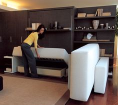 Wall beds on pinterest resource furniture wall beds and murphy beds