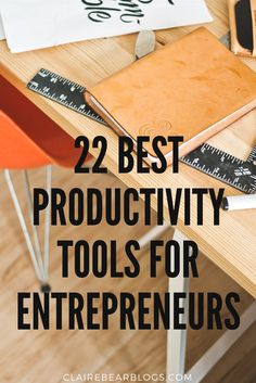 Looking to increase productivity? Add more hours to your day? Here are 22 best and free productivity tools for you. | productivity tools | essential tools for business owners | blogging tools