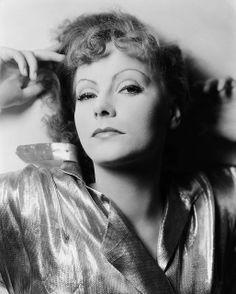 Greta Garbo. ☚