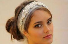 Accessori capelli sposa 2013: acconciature che lasciano il segno