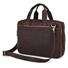 1b910234544db AETOO Europe and the United States fashion men bag retro first layer  cowhide men briefcase business handbag leather shoulder bag