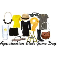 Appalachian State University Game Day Outfits