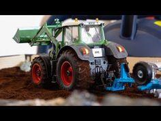 Video: Juniors kleine SIKU Control Welt im Maßstab 1:32