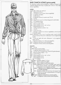 modelist kitapları: 4 IL MODELLISMO Dress Sewing Tutorials, Barbie Sewing Patterns, Easy Sewing Patterns, Mens Shirt Pattern, Jacket Pattern, Pattern Making Books, Pattern Books, Free Printable Sewing Patterns, Sewing Men