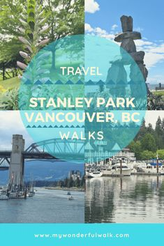 Join me walking throught Stanley Park, learn about what to do and see in the park, the beach and how to get to Grandville Island. Stanley Park Vancouver, Vancouver Island, Alberta Canada, Water Wise Landscaping, Vancouver Aquarium, Canada Destinations, Downtown Hotels, Canadian Travel, Montreal Canada