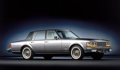 The Cadillac Seville is a luxury car that was manufactured by the Cadillac Motor Car Division of American automaker General Motors from 1975 to 2004, as a smaller-sized top-of-the-line Cadillac. Description from thecardb.com. I searched for this on bing.com/images