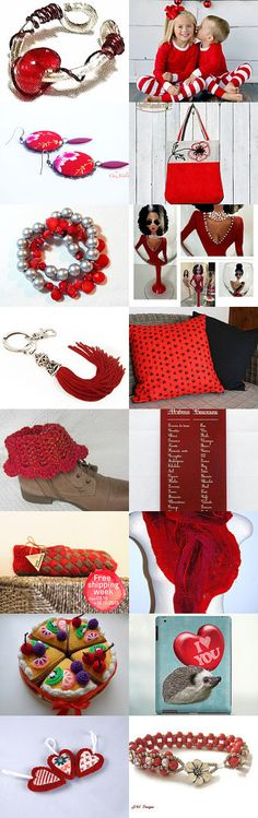 Red Red Wine...Savvy Seller Trends  by Linda on Etsy--Pinned with TreasuryPin.com
