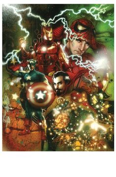 Marvel Silver Age by Tony Harris