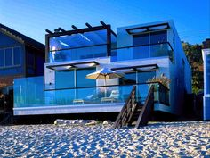 Home Lust - Californian Beach House! WHAT.  in | Home | Hand Luggage Only