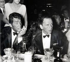 LE NOEUD PAPILLON: Dean Martin, Frank Sinatra, Marilyn Monroe And Playboy Bunnies - Vintage Inspiration