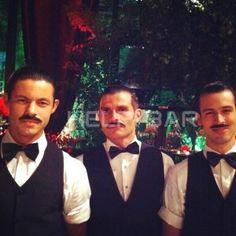 Equipe Moustache Help!bar