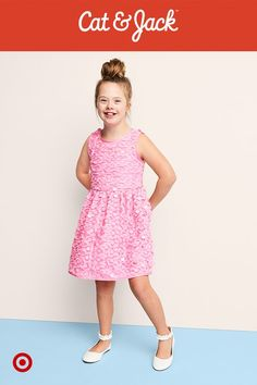 57c9432ac8d Get all dressed up with Cat   Jack s new World in Bloom collection Little  Girls