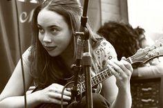 Sarah Jarosz Mandolin and Folk Banjo Prodigy Dust Bowl, Sing To Me, Mandolin, My Music, Rock And Roll, Music Instruments, Banjo, Guitar, Concert
