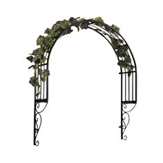 Our attention-getting garden trellis adds the perfect European architectural accent as it dresses up and adds unexpected beauty to even a plain window! Cr...