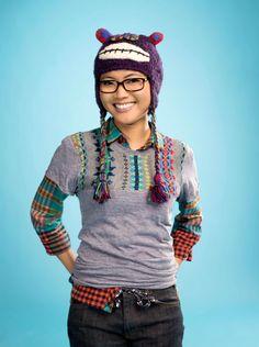 Ming Huang (Jessica Lu). MTV 'Awkward.' Season 2 cast photo. photo credit: MTV/Matthias Clamer