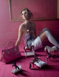 Scatti Pop Istantanea di una giornata speciale: lo shooting con David LaChapelle.