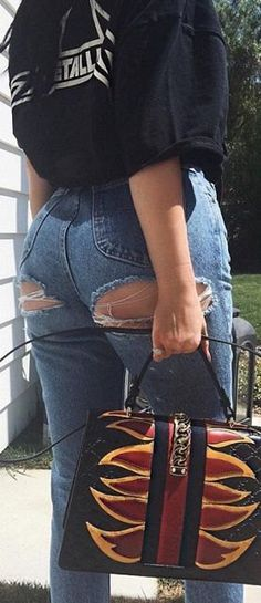 f18adb53010c Sale Today Lucky13vintage Get the Look  Kylie Jenner Bum Cheek Jeans HIGH  Mid Rise WAISTED Jean  Street Style Clothing