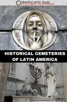 Exploring historic cemeteries is a great way to understand a little bit of the culture and background of a city.  Latin America has many beautiful and historic cemeteries with avenues of majestic mausoleums as well as peaceful churchyards. Take a stroll through some of these cities of the dead with travel bloggers who contributed their thoughts on Latin America's historic cemeteries. #latin #cemetery #travel