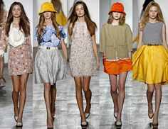 Karen Walker... i love the yellow skirt, need to get myself some bright pieces this winter. nice fashion for women #lily25789 #yellowskirt #yellow #skirt #yellowfashion   www.2dayslook.com