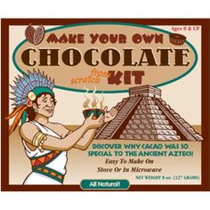 Kids' Cooking Kits - Make Your Own Chocolate Kit ** Be sure to check out this awesome product.