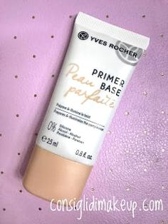 A primer that respects the skin? The basic Yves Rocher primer! Home Remedies For Ringworm, Cuticle Softener, Makeup Primer, Feet Care, Skin So Soft, Nail Care, Beauty Makeup, Nail Polish, Make Up