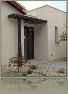 awning for front door modern metal awning over. Black Bedroom Furniture Sets. Home Design Ideas