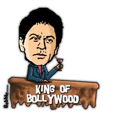 king of this bollywood.... create ur own funny stories by bobble.in/kratika
