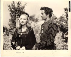 Tyrone Power and Wanda Hendrix in Prince of Foxes Tyrone Power, Old Movies, Great Movies, Carolyn Jones, Prince, Old Movie Stars, Ann Margret, Raquel Welch, Famous Women