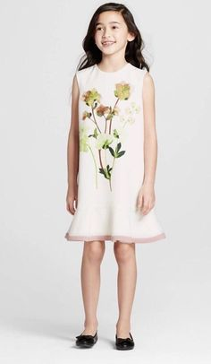 VICTORIA BECKHAM FOR TARGET GIRLS' DRESS NWT SIZE M SLEEVELESS ABOVE KNEE FLORAL | Clothing, Shoes & Accessories, Kids' Clothing, Shoes & Accs, Girls' Clothing (Sizes 4 & Up) | eBay!