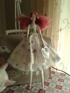 Tilda, bambola di stoffa