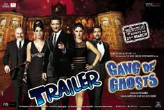 "Gang of Ghosts (2014) Official Theatrical Hindi Movie Trailer ""http://govideoz.com/2014/gang-of-ghosts-2014-official-theatrical-hindi-movie-trailer/"""