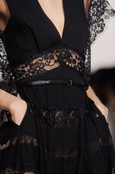 black, lace & gorgeous