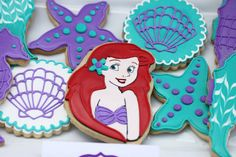 Birthday Party Ideas - Blog - MERMAID ~ ARIEL-INSPIRED~ UNDER THE SEA BIRTHDAY PARTY IDEAS