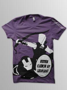 Bahaha, I love this shirt! Tony Stark had all the best lines.