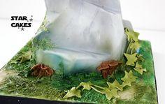 tarta Excalibur cake   Síguenos en https://www.facebook.com/starcakes.es