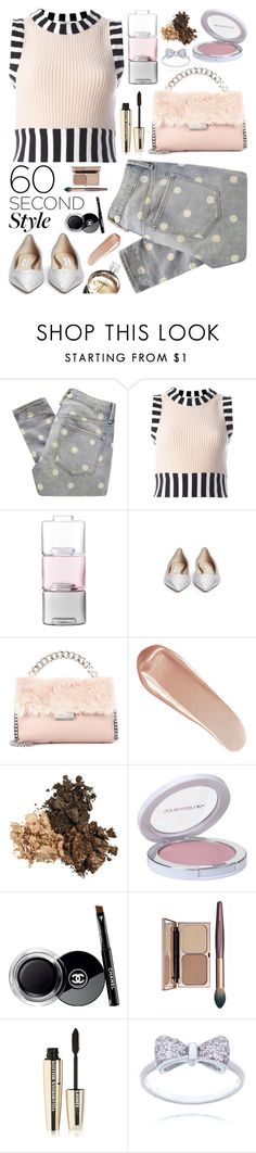 """60 Second Style: Family Dinner"" by itsybitsy62 ❤ liked on Polyvore featuring Marc by Marc Jacobs, Givenchy, LSA International, Jimmy Choo, STELLA McCARTNEY, Chanel, NARS Cosmetics, Sonia Kashuk, L'Oréal Paris and familydinner"