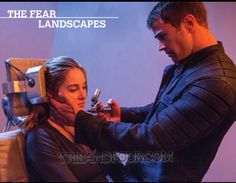 """PICTURES: New stills from """"Inside Divergent: The Initiates World""""! #Divergent #insidedivergent #divergentguide"""