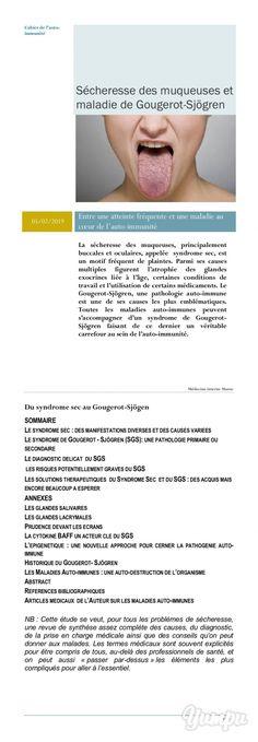 Maladie De Gougerot Traitement Naturel : maladie, gougerot, traitement, naturel, Idées, Gougerot-Sjögren, Maladie, Autoimmune,, Médecine, Interne,, Malade