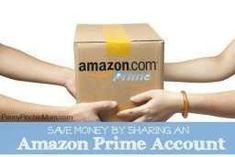 Did you know that you can actually SHARE an Amazon Prime account?  It is so simple to do - and you can then split the cost with others, saving each of you money!  Find out the simple way to do it here!