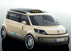 Berlin Taxi Concept