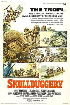Skullduggery - USA (1970) Director: Gordon Douglas
